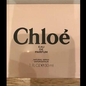 Chloe Makeup - NIB Original Chloe 1oz Sealed bottle spray